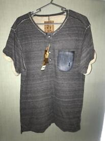 T-shirt Pearly King size XL