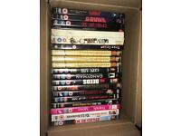 50+ DVDS for sale
