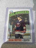 Bryan Trottier,Hockey Rookie Card!! 1977 Topps, Vintage, Mint!!!