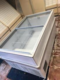 Commercial chest freezer catering restaurant hotels pubs equipment job lot