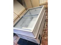 Commercial chest freezer catering restaurant hotels pubs equipment job lot