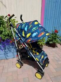 Cosatto supa go stroller (rev up design)