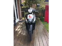 Suzuki Address 113cc Moped 2016