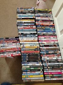 DVD bundle for sale