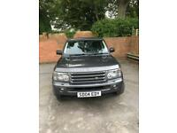 55 plate Range Rover sport