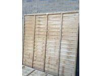 6ft Fence Panel
