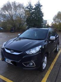 2012 Hyundai IX35 Premium Media Pack CRDI 1.7