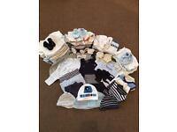 Baby clothes bundle boys