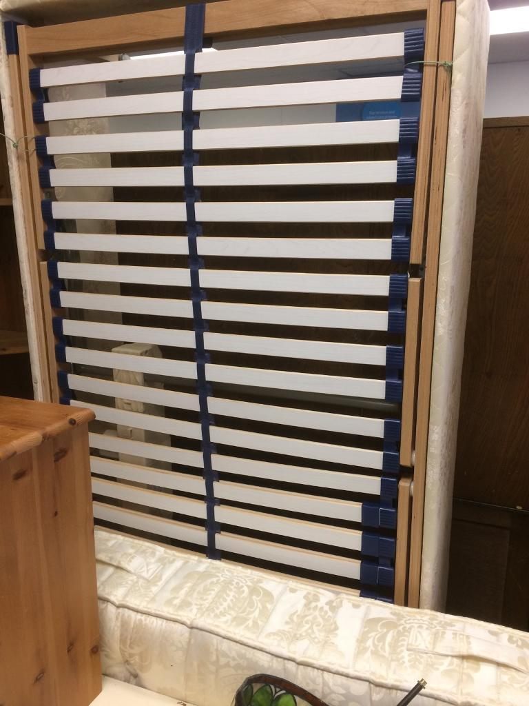Single electric bed with mattress sue ryder