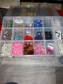 Jewellery making items