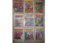 Marvel comics - Team Up