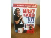 Micky Flanagan The live collection