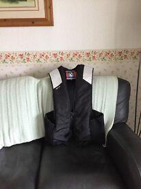 airbag vest