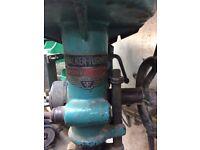 Vintage Walker Turner Drill Press 3 Phases 380/415v