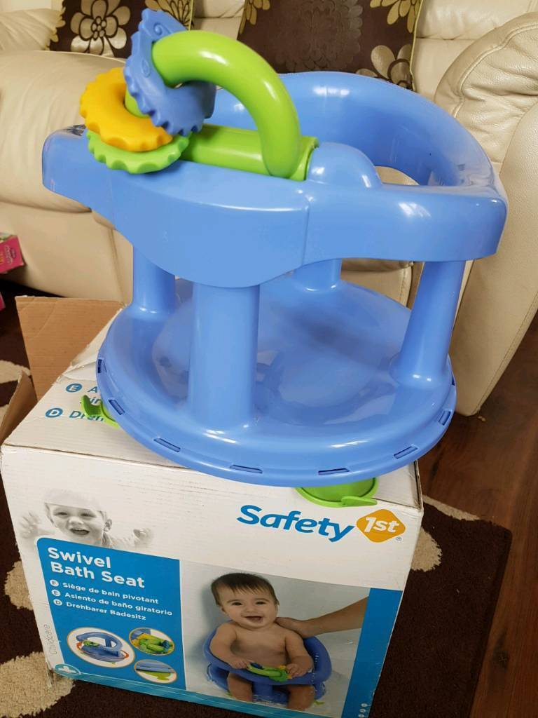 Swivel bath seat for babies-reduced price | in Tewkesbury ...