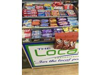 Leasehold off licence & convenience store for sell