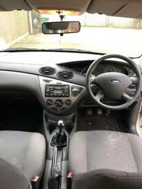 2005, Silver, Ford Focus