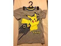 New Pokemon M&S pyjamas age 7-8