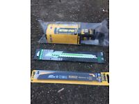 Dewalt and hitachi recip saw blanks, dewalt resin