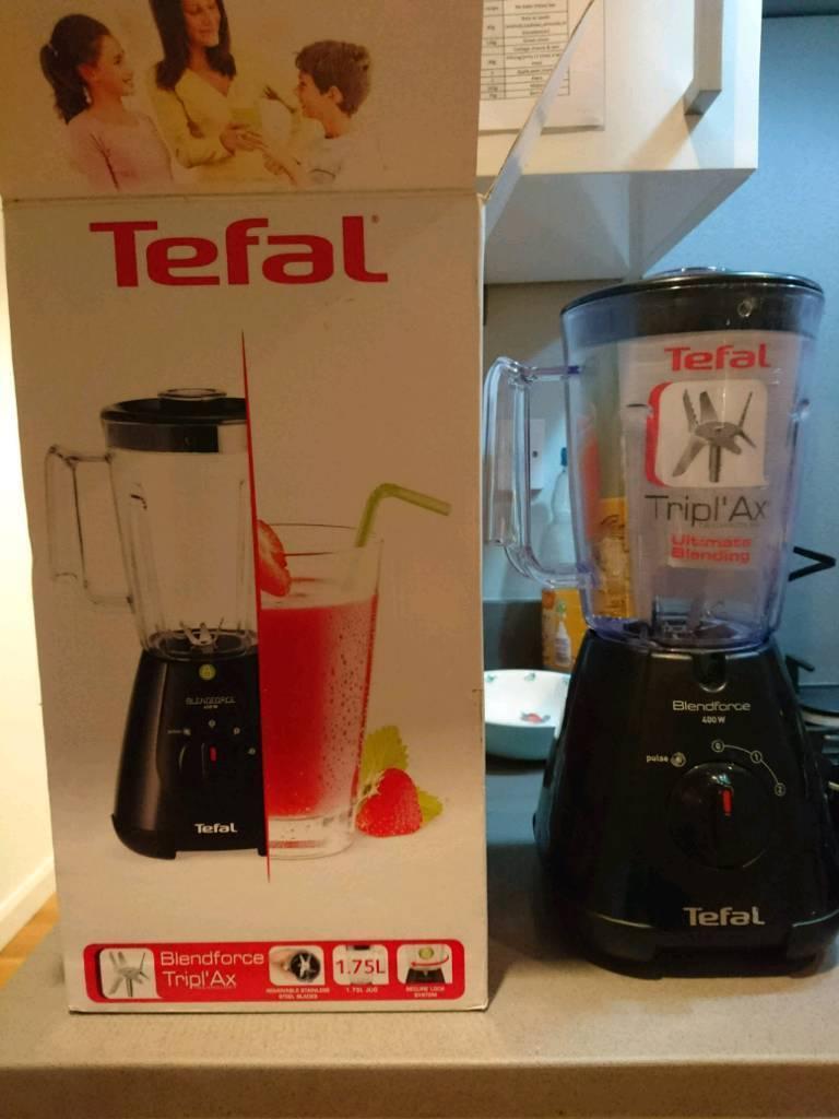 Tefal Tripl'Ax Blender