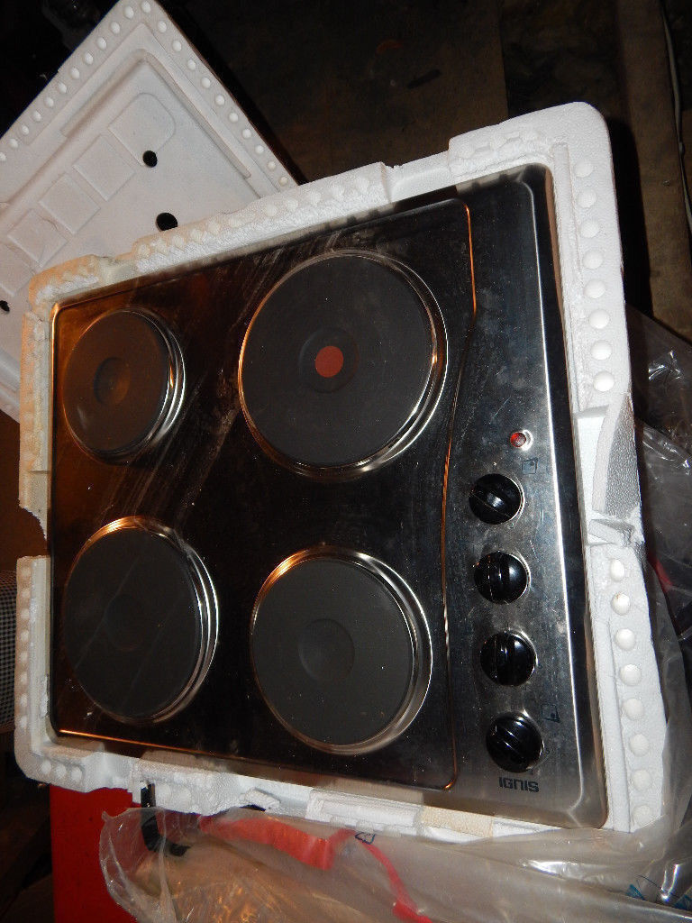 New IGNIS Electical Hob