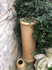 Antique chimney