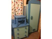 Toddler bed and bedroom set IKEA