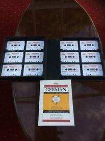 German language course for sale