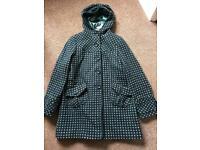 Monsoon girls coat 10-12