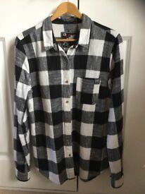 Ladies Superdry Lumberjack Shirt