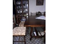 Youngers Toledo Dining Suite and Sideboard