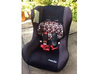 Baby car seat by Nania