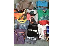 Bundle of Boys Clothes Age 6-7, Next, M&S, Star Wars, Transformers only £8!