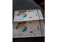 2 x West Indies v England 2nd Test tickets 2nd day friday 8th september Lords