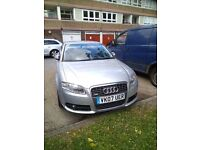 AUDI A4 S line tdi 1.9l - WITH SERVICE HISTORY only £2350 OVNO
