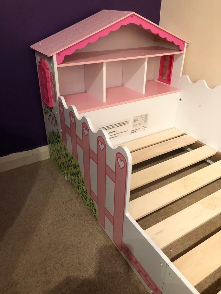 Dolls House Toddler Bed In Craigentinny Edinburgh Gumtree