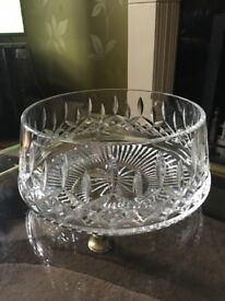 """Waterford Lismore 10"""" Salad Bowl"""