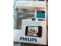 Philips watch over your home from your iPhone