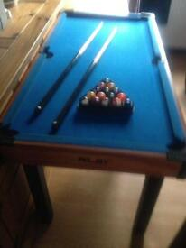 Riley 4ft pool table