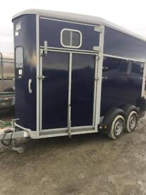 Ifor Williams HB511 like new in Bala blue