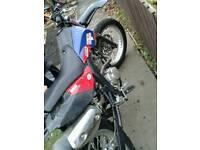 125 field bike swaps