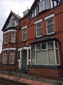 ***AVAILABLE NOW - £500PCM INCLUDING BILLS*** Ground floor 1 bed flat on Hyde Road, Manchester