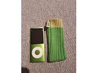 Green Ipod Nano for sale