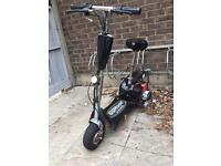 Mooped 50cc scooter