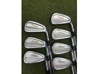 Titleist 714 CB Iron Set - 4-PW - KBS Tour 120 Stiff Shafts