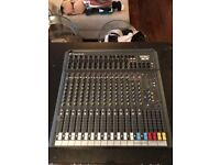 Spirit Folio SX Mixer in EXCELLENT condition. No Offers Please.