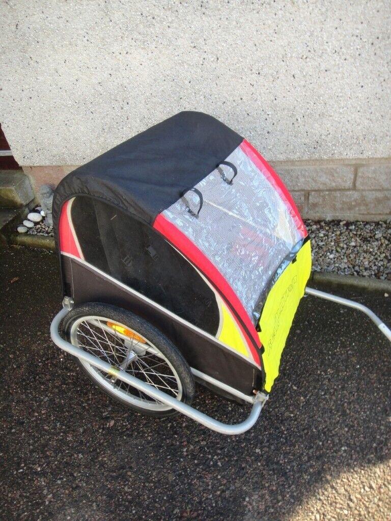 Edinburgh Bike Cooperative Revolution bike trailer  | in Aberdeen | Gumtree