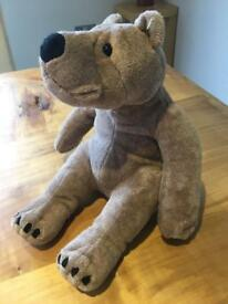 Quarry critter cuddly toy (only used as ornament£