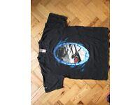 Portal 2 Video Game Inspired T-Shirt, Black, Size L by Gildan