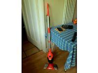 Floor steamer cleaner